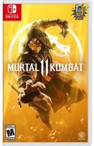 Game Mortal Kombat 11 - Switch