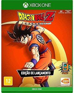 Game Dragon Ball Z Kakarot - Microsoft