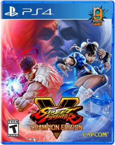 Game Street Fighter V Champion Edition - PS4