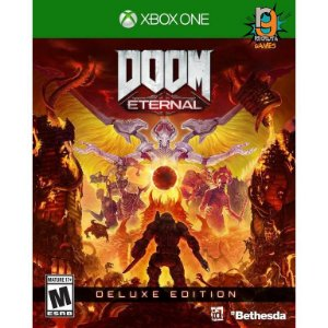 Game Doom Eternal - Xbox One