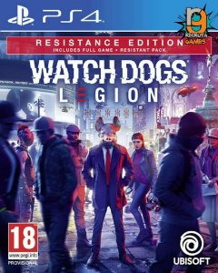 Game Watch Dogs Legion - PS4