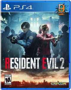 Game Resident Evil 2 Remake - PS4