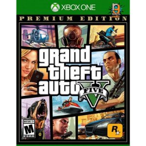 Game Grand Theft Auto V Premium Edition - Xbox One