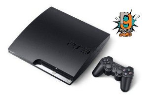 Console Playstation 3 Slim 250gb - Garantia de 03 Meses
