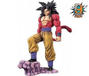 Son Goku Super Saiyan 4 Dragon ball GT - Figuarts Zero EX - Bandai
