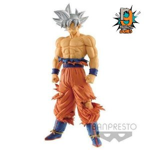 Goku Ultra Instinct Grandista Resolutions of Soldiers - Banpresto