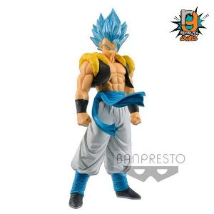 Gogeta Grandista Resolutions of Soldiers -  Banpresto