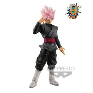Goku Black SSJ Rose Grandista Resolutions of Soldiers -  Banpresto