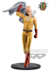One Punch Man Saitama DXF Premium Figure - Banpresto Craneking
