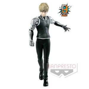 One Punch Man Genos DXF Premium Figure - Banpresto Craneking