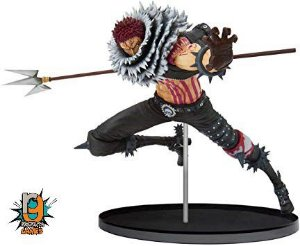 Charlotte Katakuri - One Piece BWFC Vol 05 - Banpresto