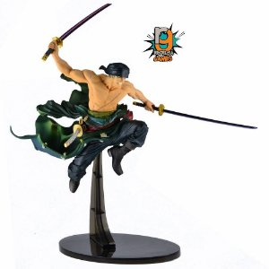 Roronoa Zoro - One Piece BWFC Vol 01 - Banpresto