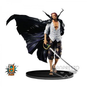 Shanks - One Piece BWFC Vol 02 - Banpresto