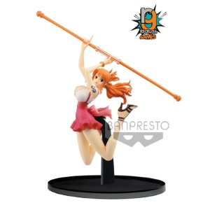 Nami - One Piece BWFC Vol 03 - Ano 2018 - Banpresto