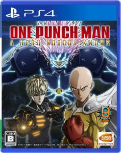 Game One Punch Man A hero nobody Knows - PS4
