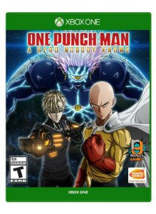 Game One Punch Man A hero nobody Knows - Xbox One