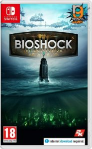 Game Bioshock : The Collection Edition - Switch