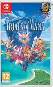Game Trials of Mania - Switch