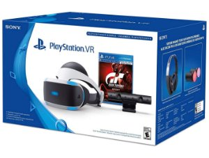 Console Playstation VR Launch Bundle ZREV 01 - Sony