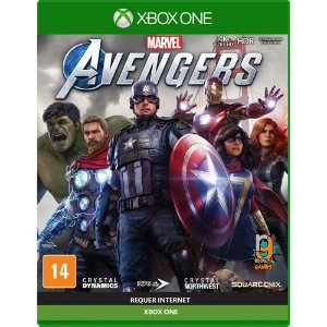 Game Marvel Avengers - Xbox One