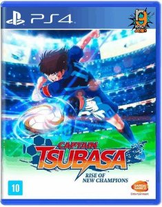Game Captain Tsubasa Rise of New Champions - PS4