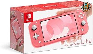 Console Nintendo switch Lite Coral - Nintendo