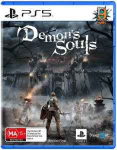 Game Demon Souls - PS5