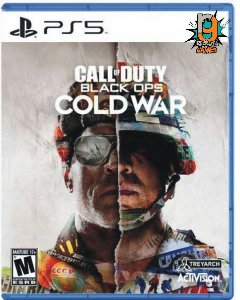 Game Call of Duty Black Ops Cold War - PS5