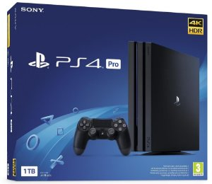 Console Playstation 4 Pro 1tb Cuh: 7215b (Seminovo)