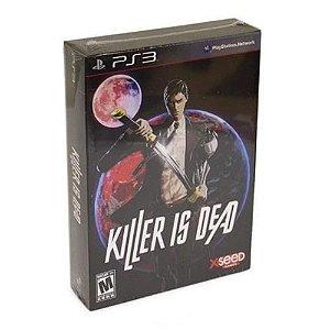 Killer is Dead Ps3 - Seminovo