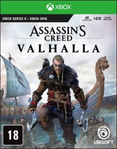 Game Assassins Creed Valhalla - Xbox One