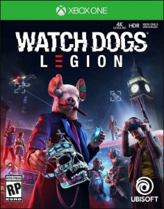 Game Watch Dogs Legion - Xbox One