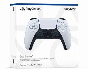 PS5 - Controle Sem Fio Dualsense - Garantia Oficial Sony