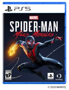 Game Marvel's Spider Man Miles Morales - PS5