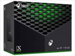 Console Xbox Series X 1Tb - Microsoft