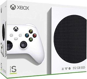 Console Xbox Series S 512Gb - Microsoft