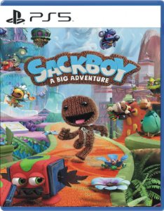 Game Sackboy A Big Adventure - PS5