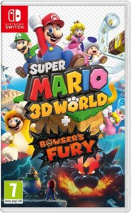 Game Super Mario 3D World Bowser`s Fury - Switch