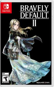 Game Bravely Default 2 - Switch