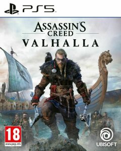 Game Assassins Creed Valhalla - PS5
