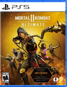 Game Mortal Kombat 11 Ultimate Edition - PS5
