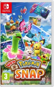 Game Pokemon Snap - Switch