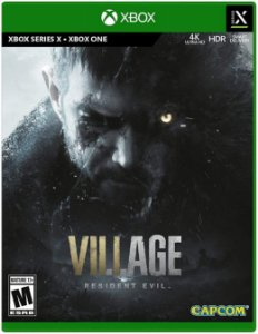 Game Resident Evil Village - Xbox One/Series