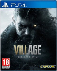Game Resident Evil Village - PS4