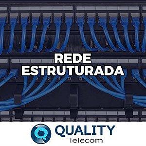 Rede Estruturada - Quality Telecom