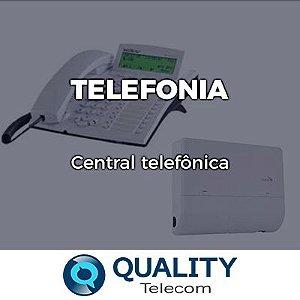 Projetos de Telefonia - Quality Telecom