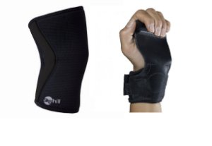 COMBO IRC: GRIP POWER SKYHILL + JOELHEIRA SKYHILL 5mm *Super desconto*