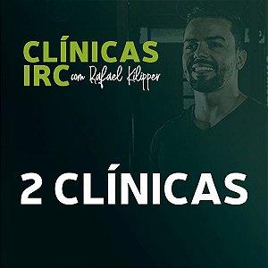 CLINICAS IRCGYMNASTICS (2 dois)