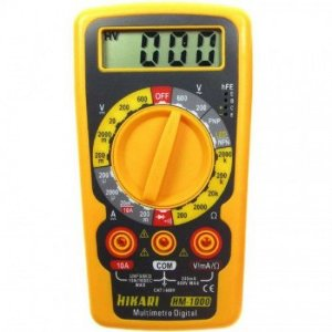 Multímetro Hikari HM-1000