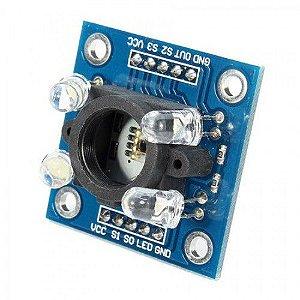 Sensor de Cor TCS3200